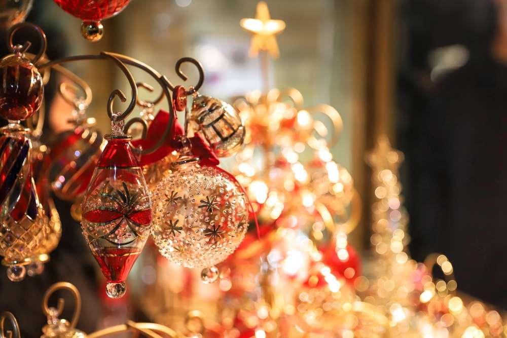 巴斯圣诞集市