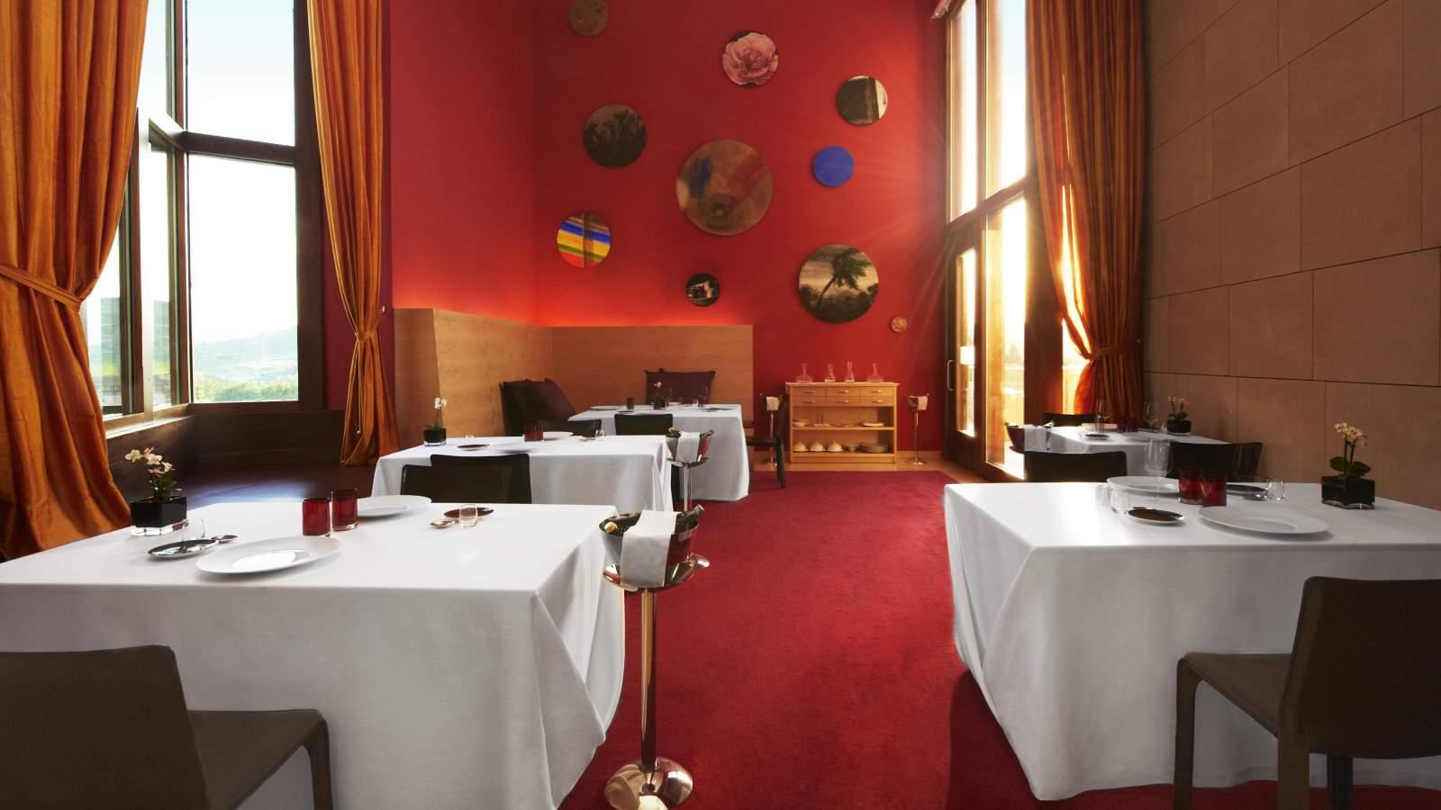 瑞格尔侯爵餐厅