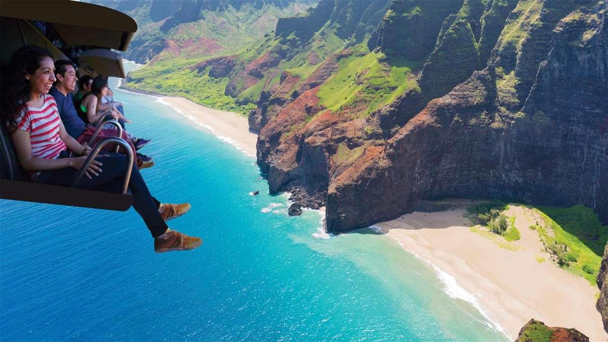 飞跃美国游乐园