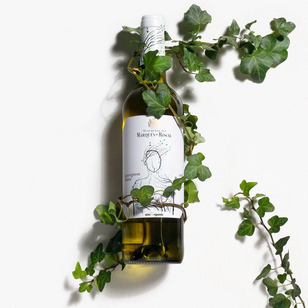 Marqués de Riscal Sauvignon Blanc Organic