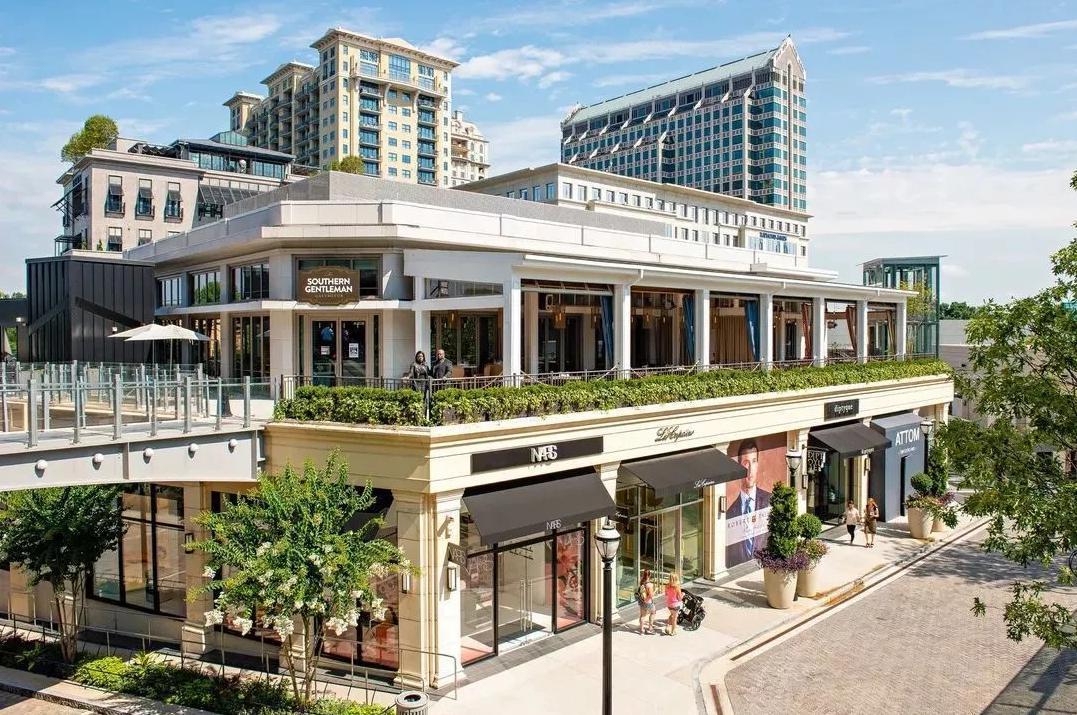 巴克海特购物中心