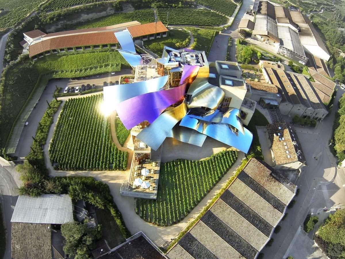 西班牙葡萄酒城