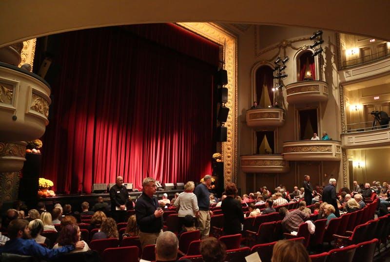 菲茨杰拉德剧院