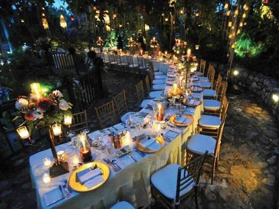 加勒比牙买加半月度假村婚宴