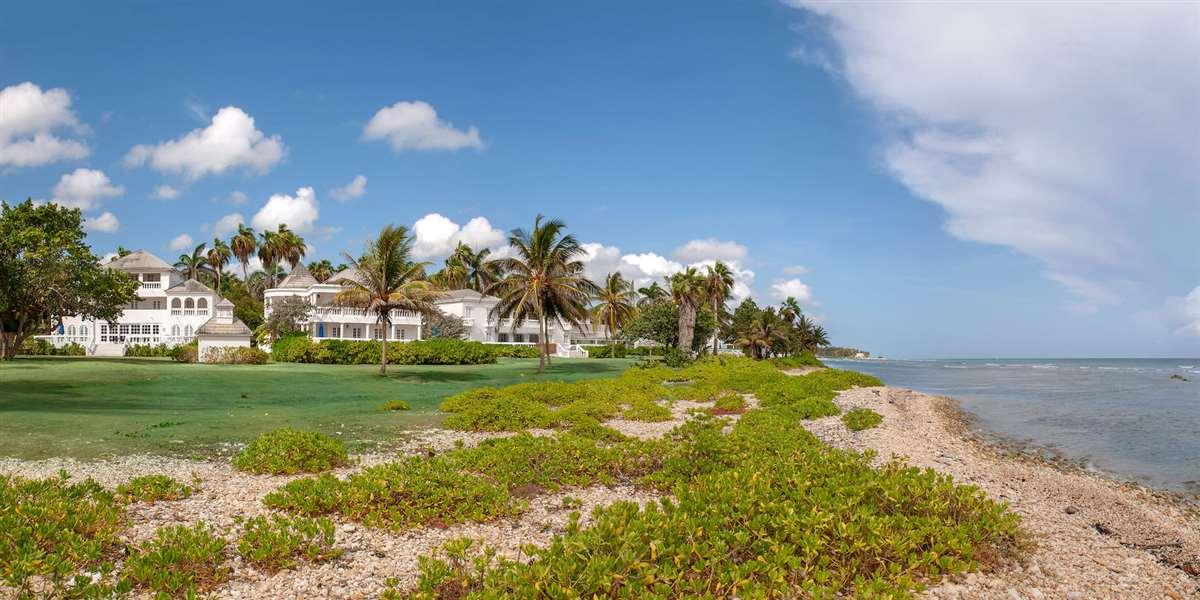 加勒比牙买加蒙特哥贝玫瑰厅别墅