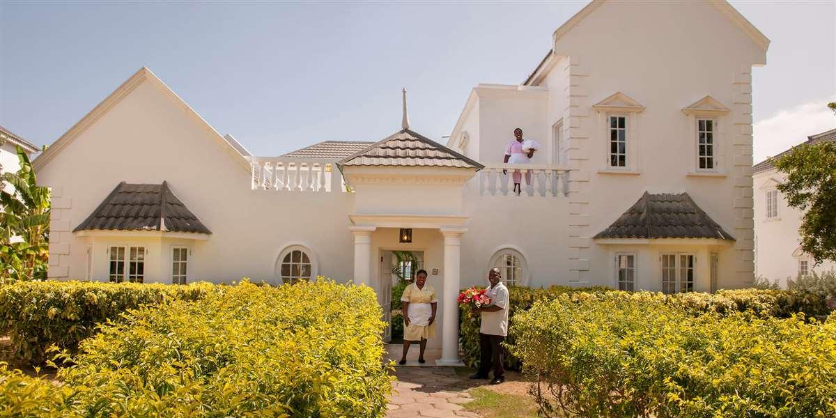 加勒比牙买加蒙特哥贝玫瑰厅别墅管家