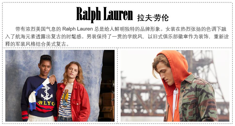 品牌Ralph Lauren