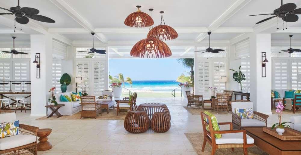 牙买加半月度假村Eclipse月食酒店大堂