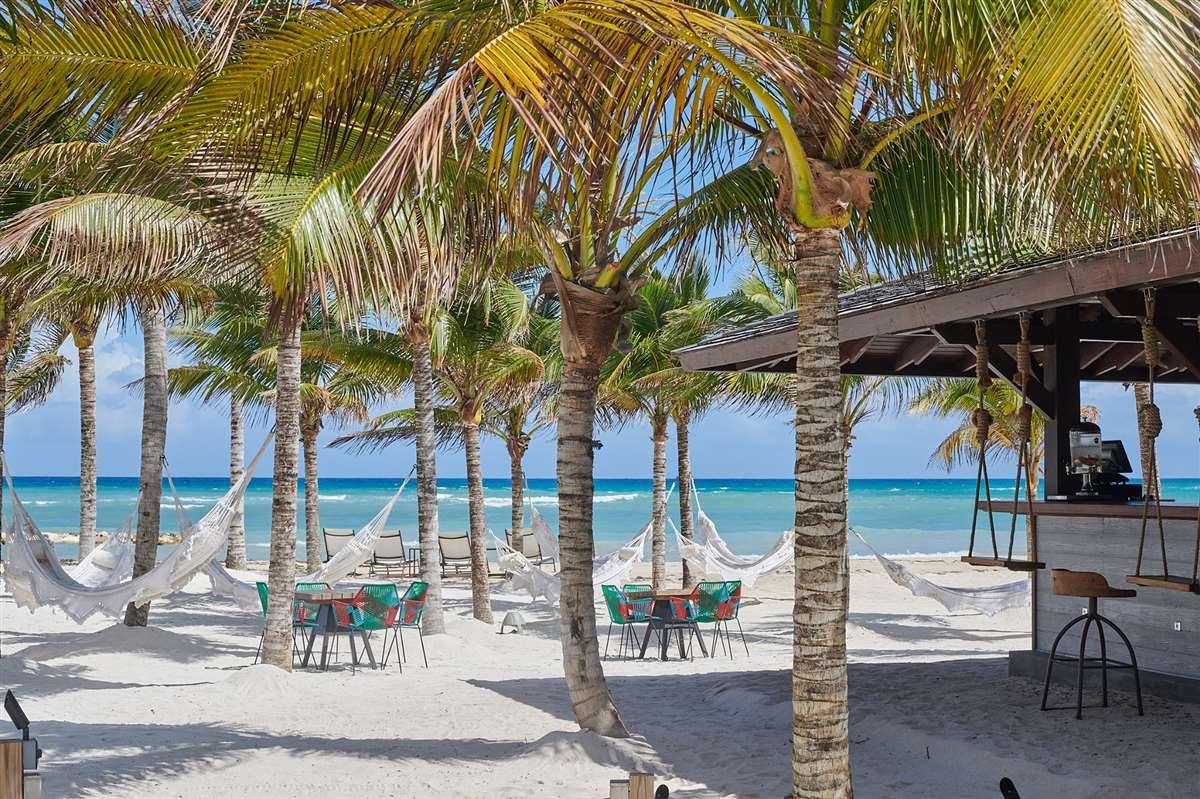 牙买加半月度假村Eclipse月食酒店海滩