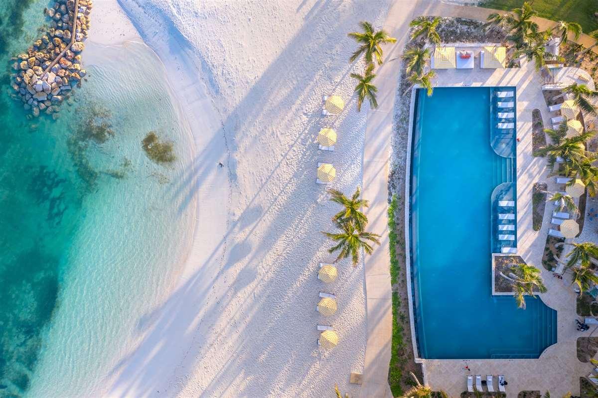 牙买加半月度假村Eclipse月食酒店无边泳池