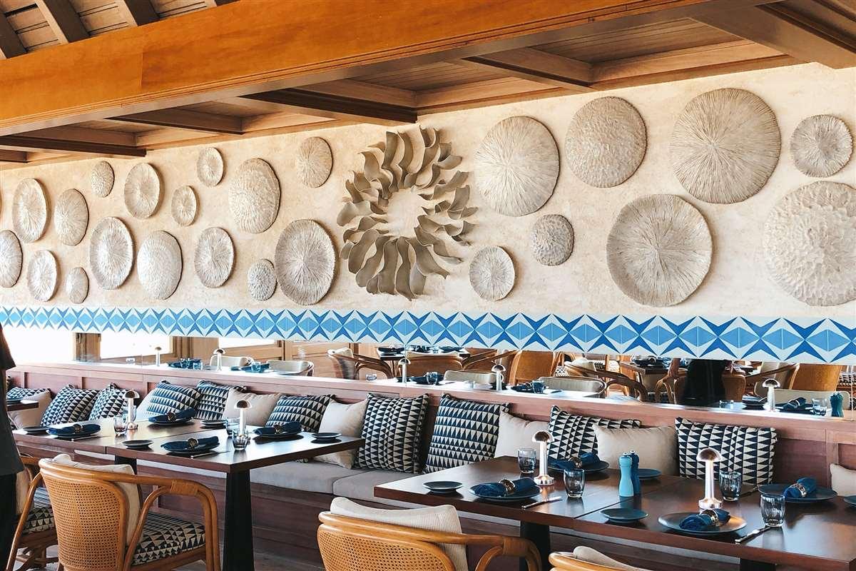 牙买加半月度假村Eclipse月食酒店Delmare餐厅