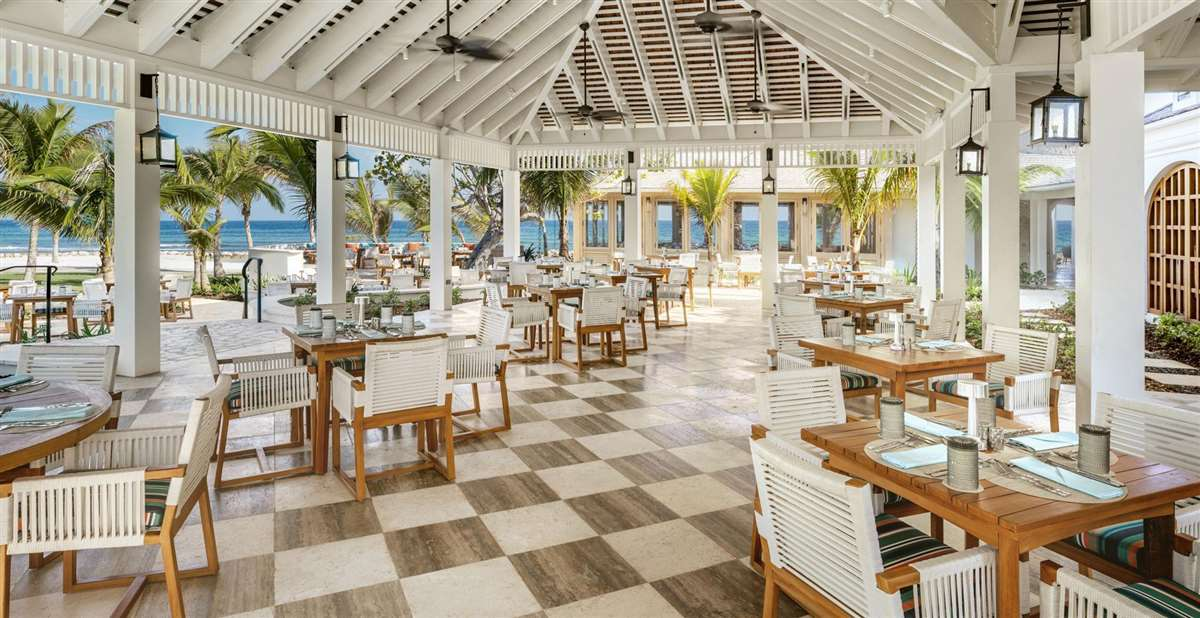 牙买加半月度假村Eclipse月食酒店Hayward's餐厅