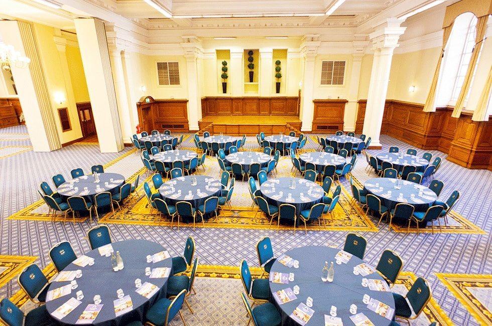 英国伦敦威斯敏斯特中央大厅演讲厅