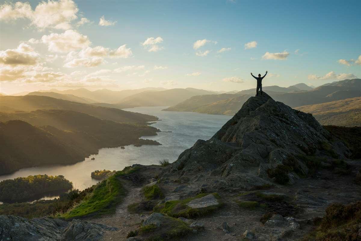 英国苏格兰本尼维斯山
