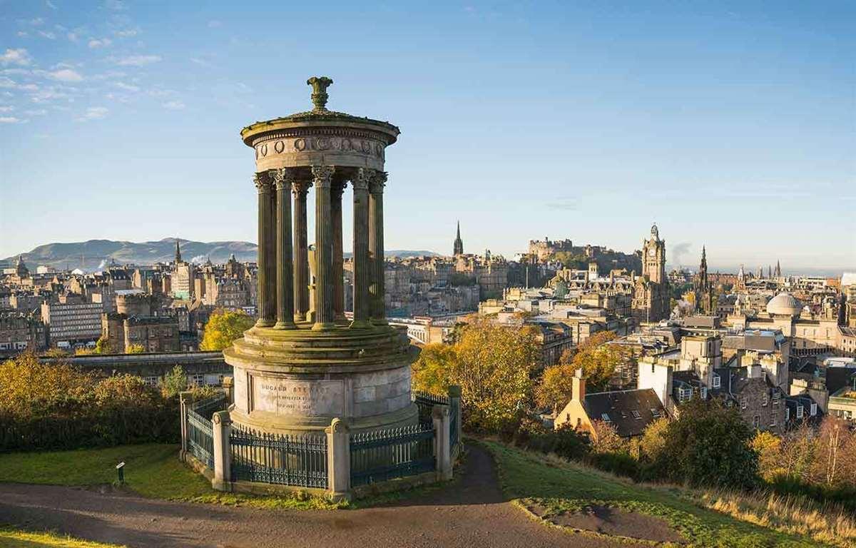 英国苏格兰爱丁堡