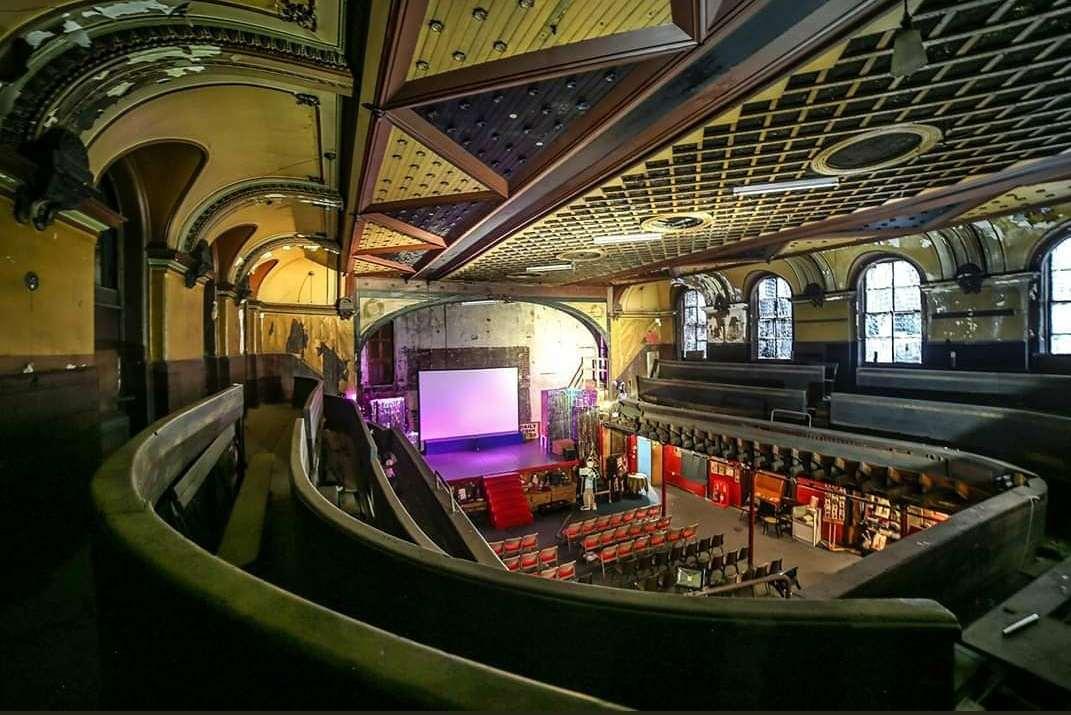 英国苏格兰格拉斯哥不列颠尼亚音乐厅