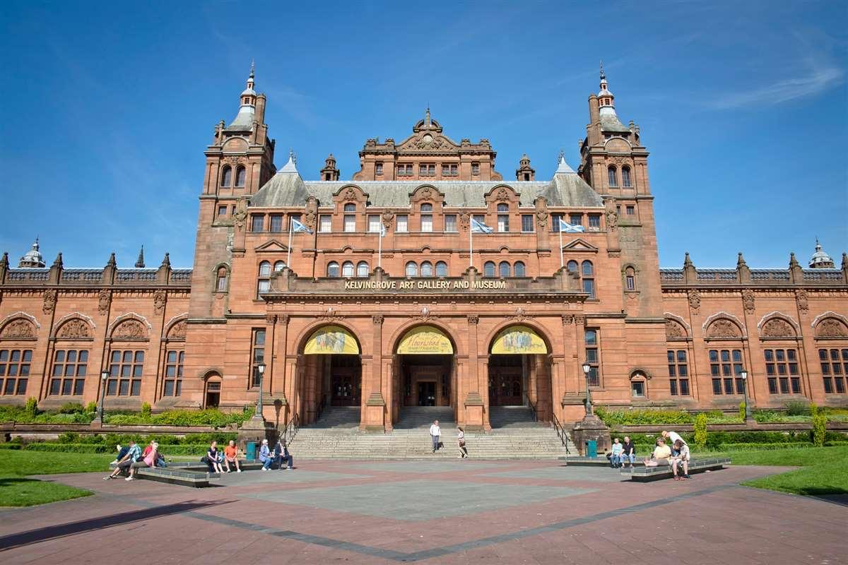 英国苏格兰格拉斯哥凯文葛罗夫艺术博物馆