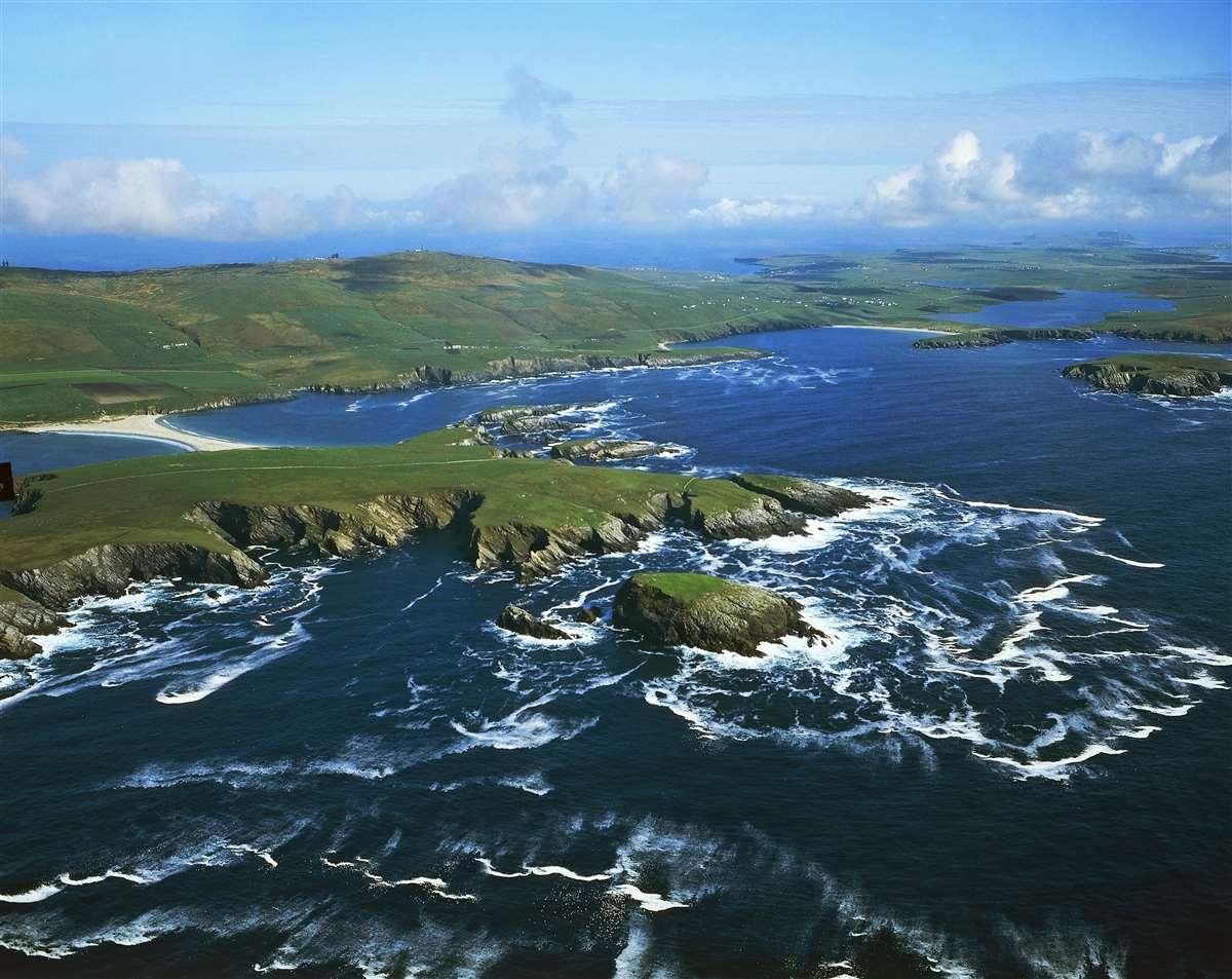 英国苏格兰设得兰群岛