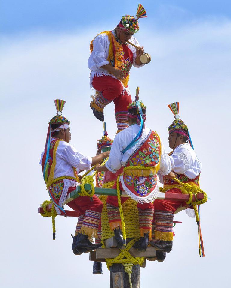 人类非物质文化遗产帕潘特拉飞人仪式