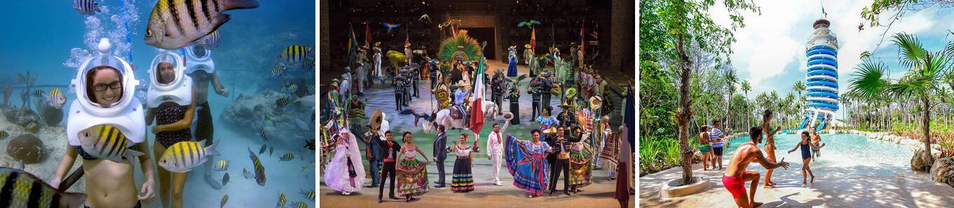 墨西哥-西卡莱特体验之旅