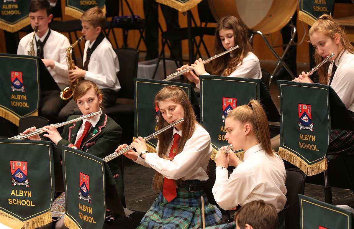 英国苏格兰阿尔宾学校音乐