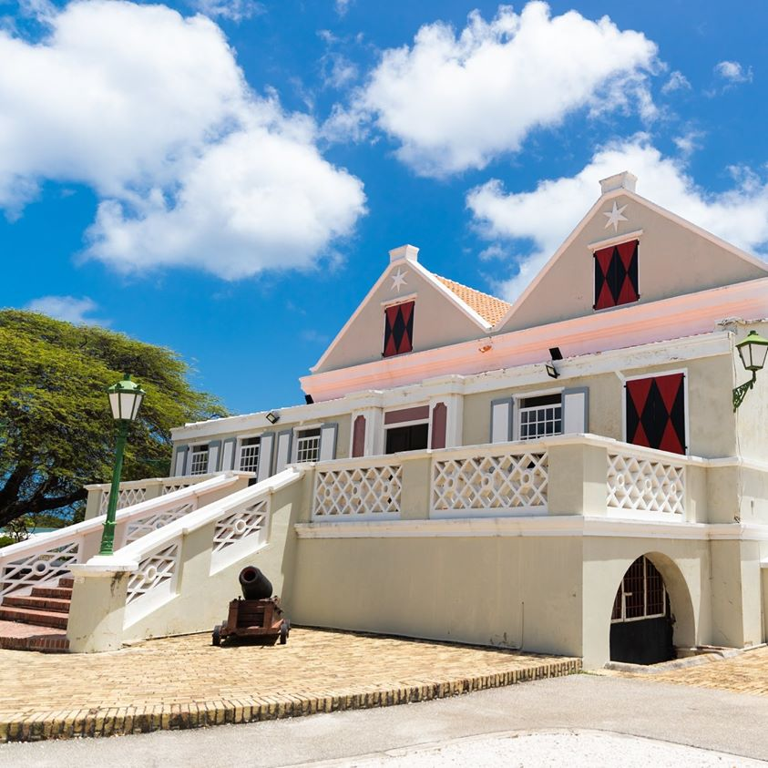 加勒比库拉索博物馆