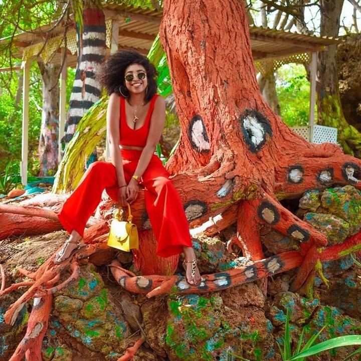 加勒比库拉索艺术