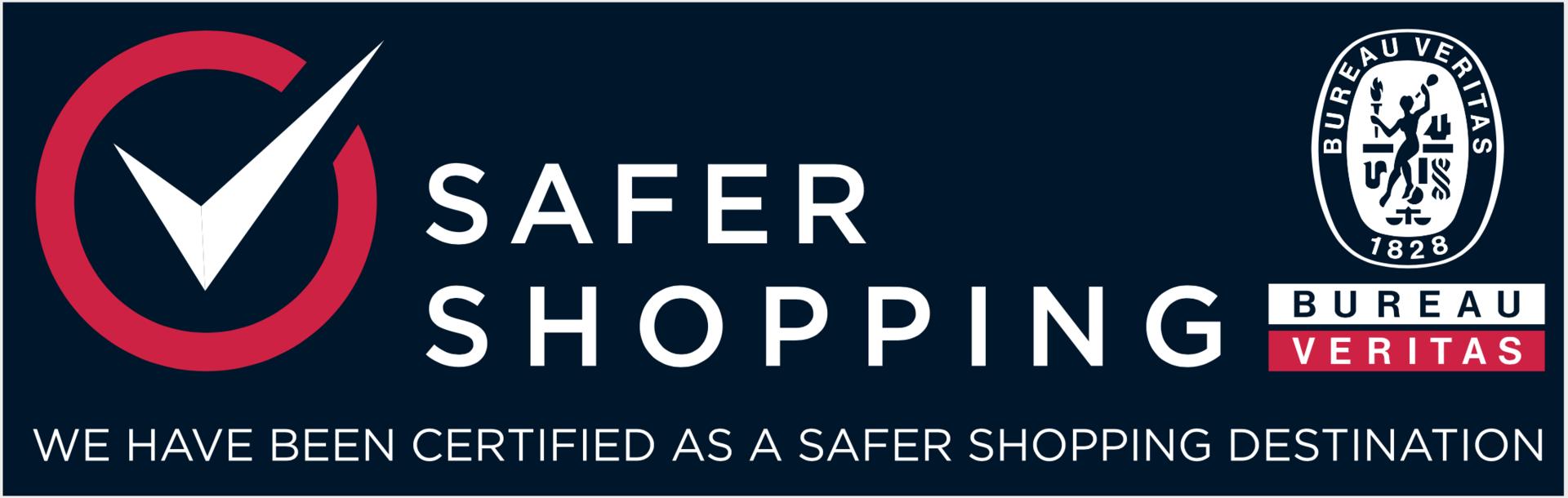 """获必维国际检验集团""""Safer Shopping""""认证,维亚奥特莱斯很放心!"""