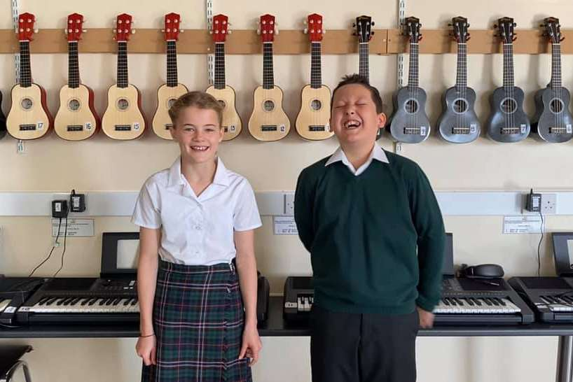 英国苏格兰阿尔宾学校