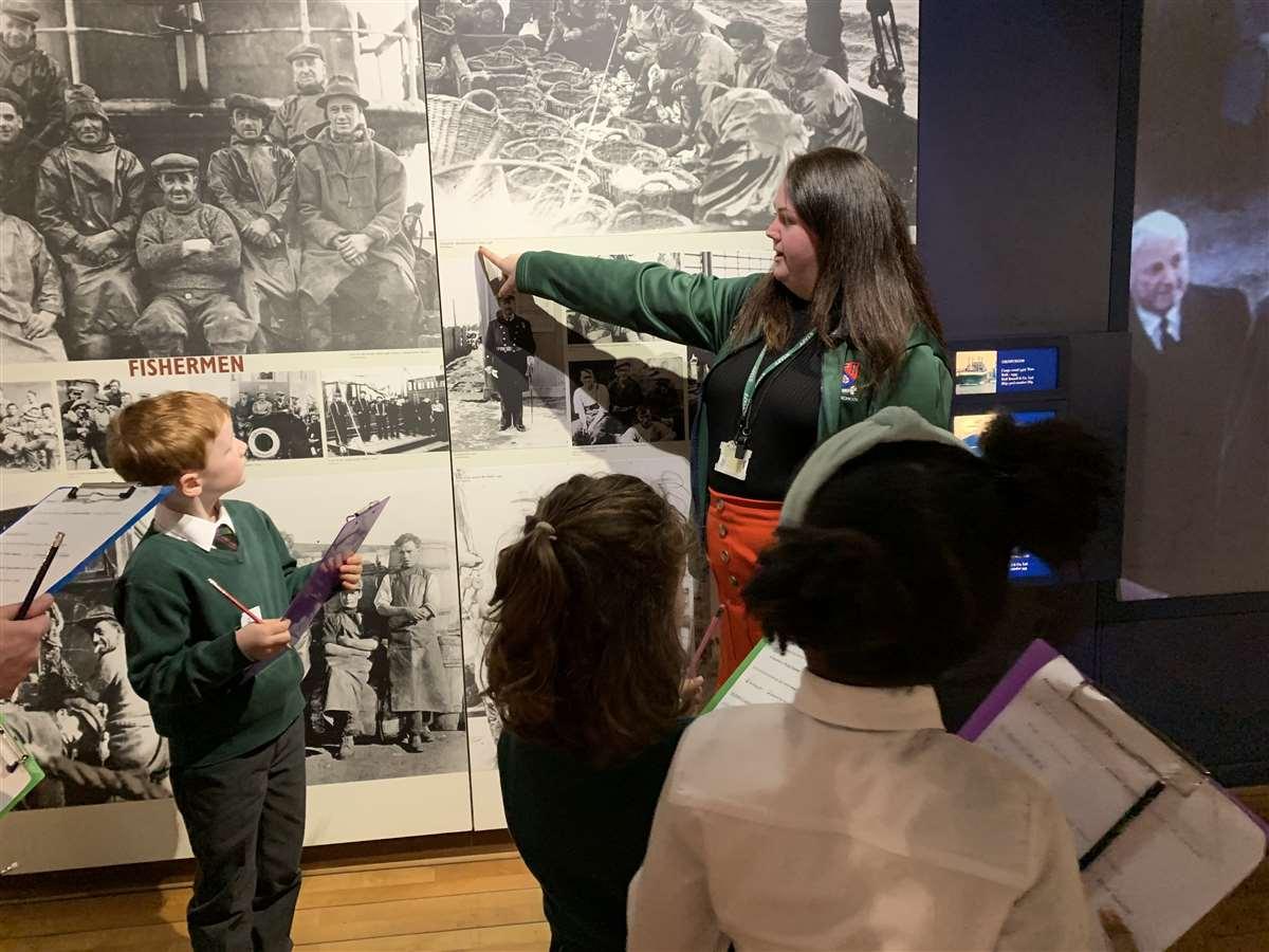 英国苏格兰阿尔宾学校阿伯丁海事博物馆