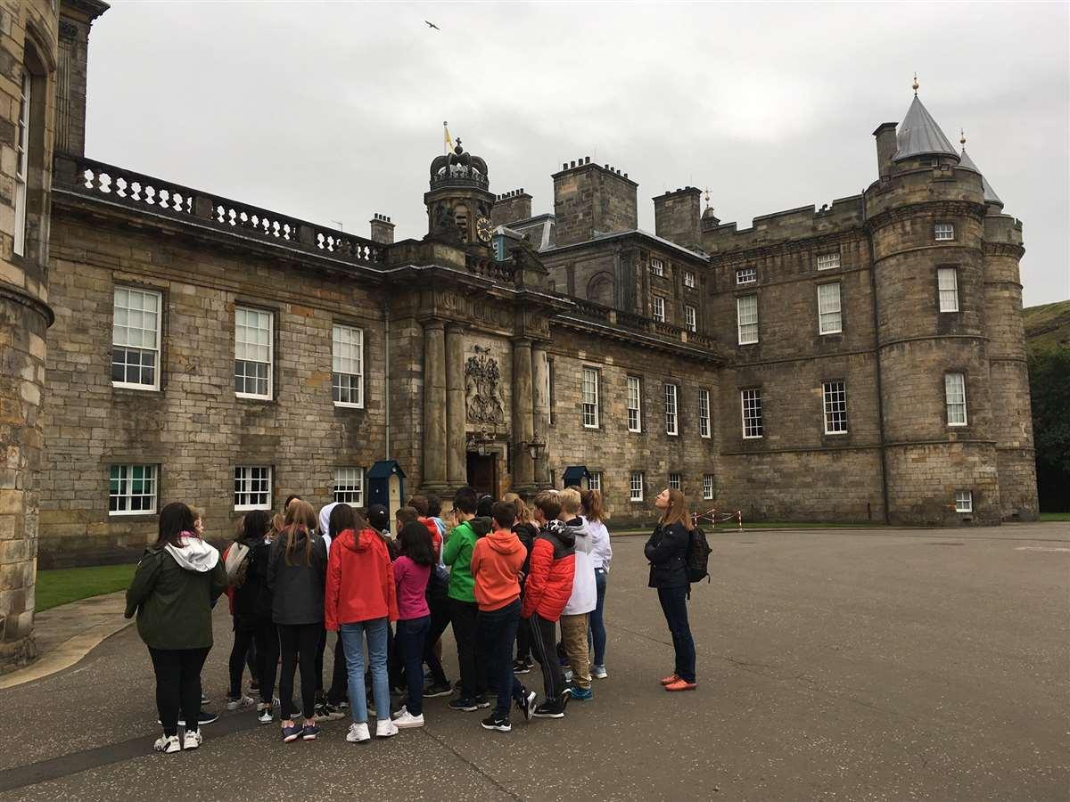 英国苏格兰阿尔宾学校爱丁堡学生旅行