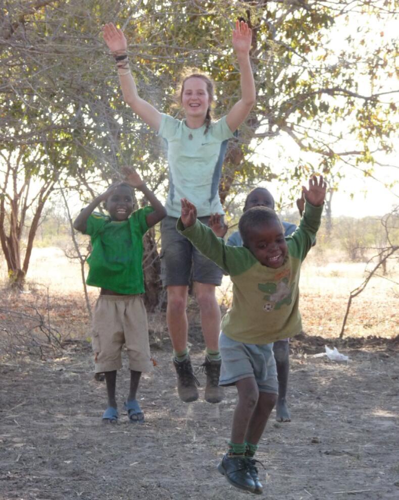 英国苏格兰阿尔宾学校非洲学生旅行