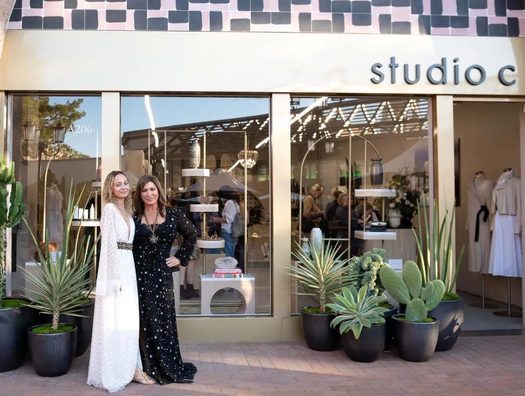 美国加州橙县尔湾时尚岛购物中心Studio C
