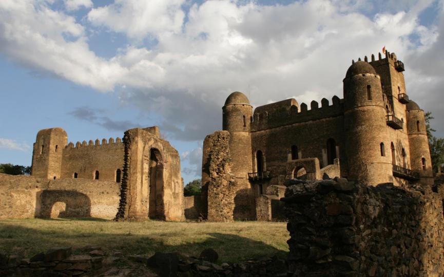 埃塞俄比亚世界遗产贡德尔