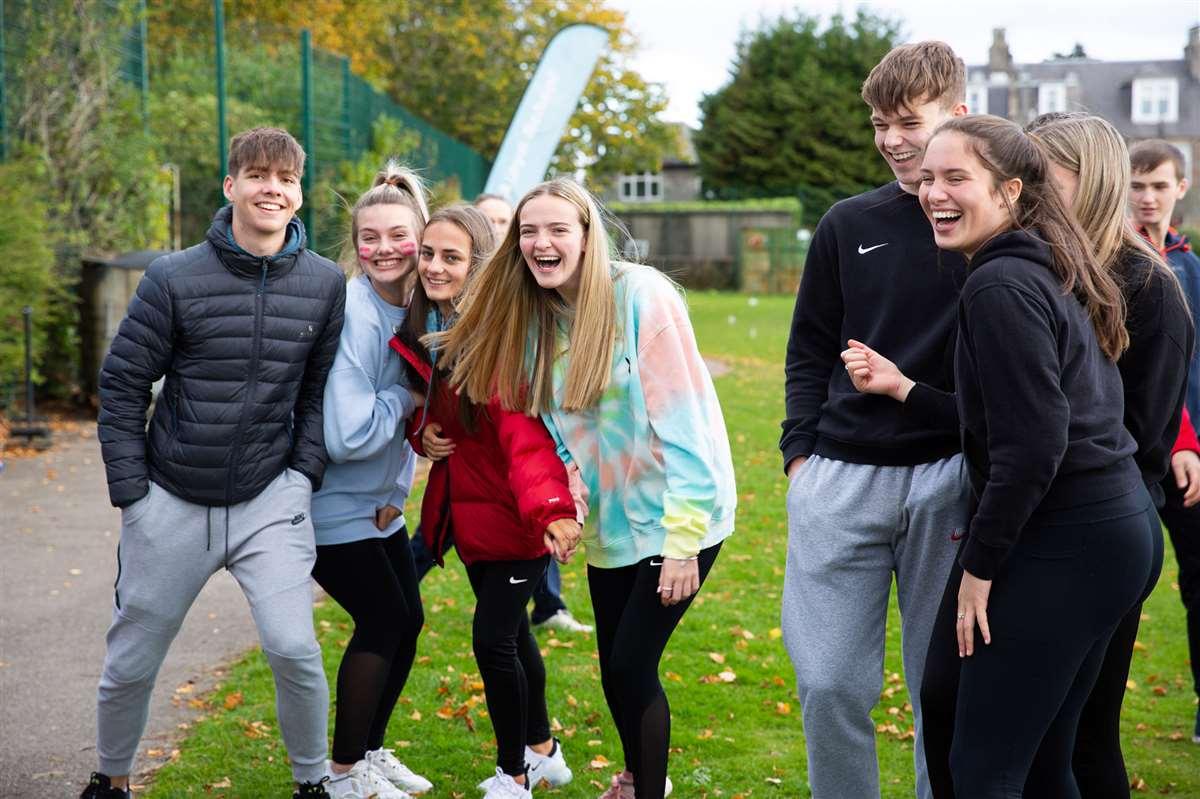 英国留学苏格兰阿尔宾私立学校学部活动
