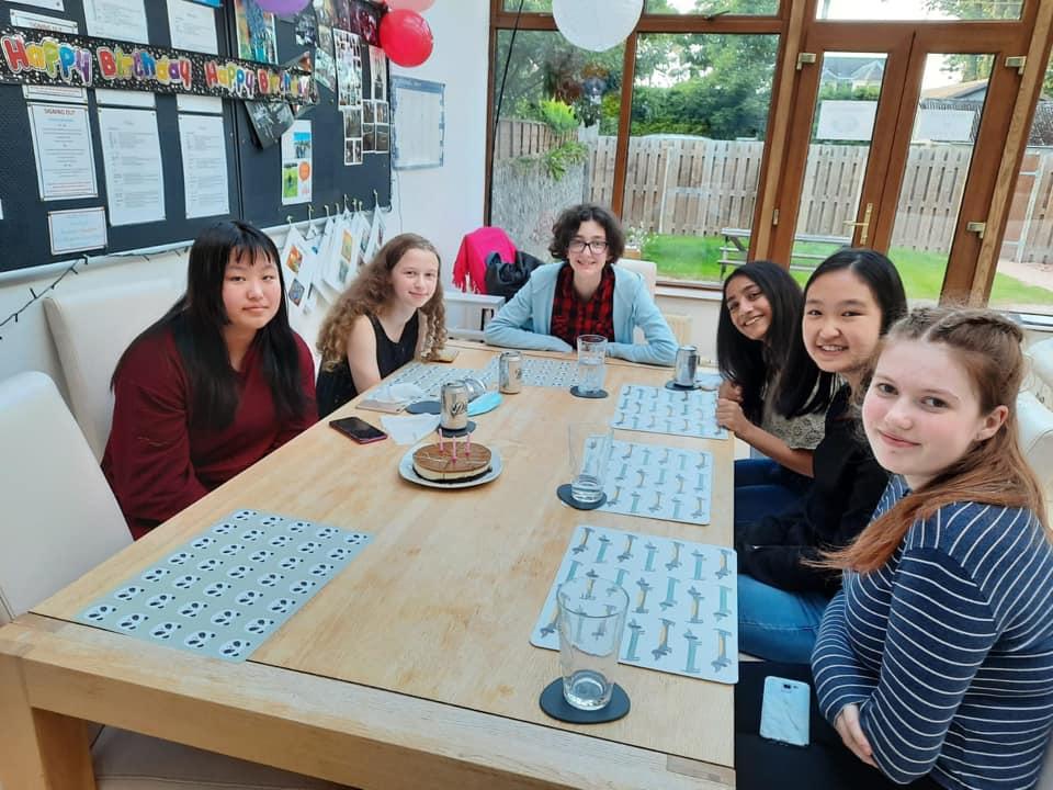 英国留学苏格兰阿尔宾私立学校寄宿