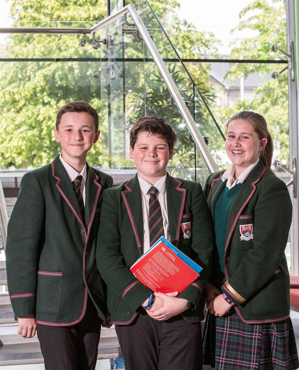 英国留学苏格兰阿尔宾私立学校古典文明与拉丁语