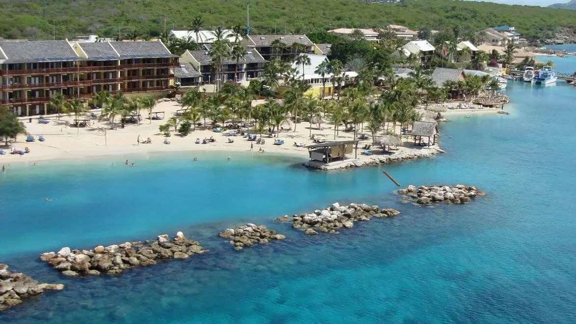 加勒比海库拉索岛Ocean Encounters潜水中心
