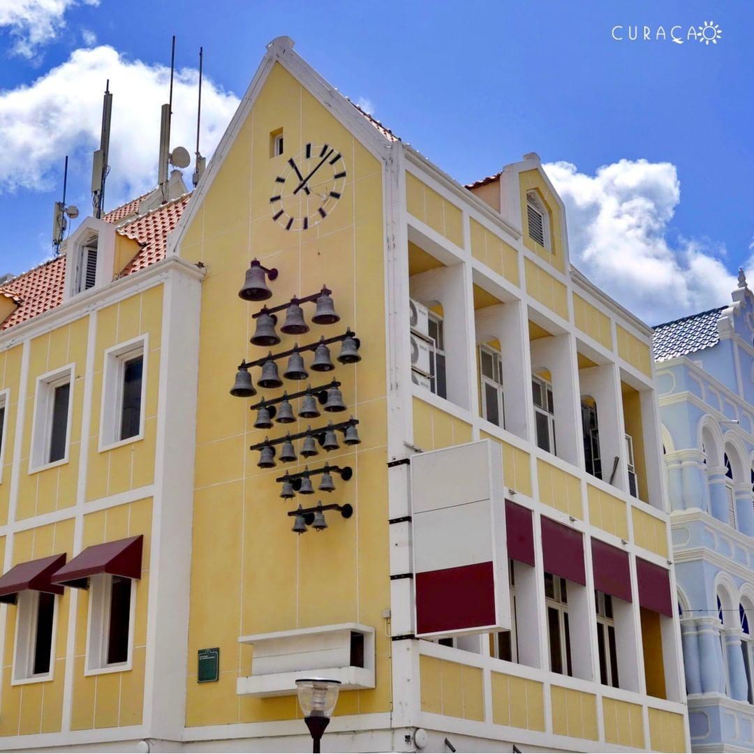 加勒比海库拉索岛世界遗产威廉斯塔德