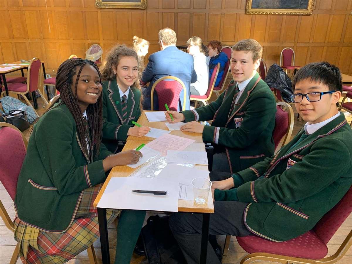英国留学苏格兰私立阿尔宾学校数学
