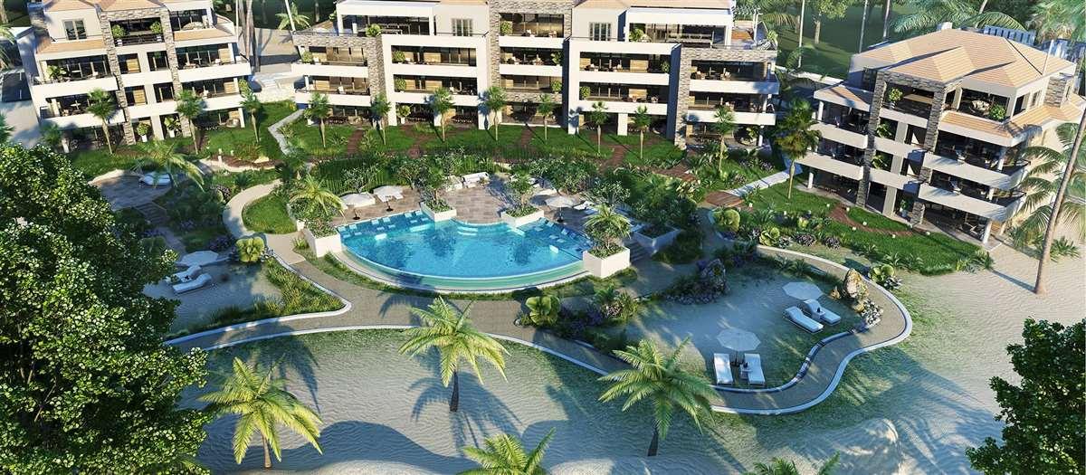 加勒比海岛库拉索蓝湾高尔夫和海滩度假村