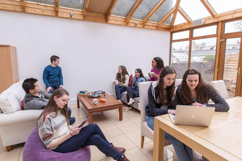 英国苏格兰阿尔宾学校寄宿公寓